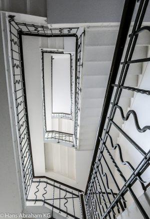Treppenhaus mehrfamilienhaus  Referenzen - Abraham Malerbetrieb GmbH